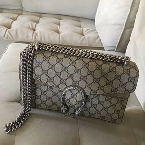 Gucci Bags - Gucci Dionysus small GG shoulder bag